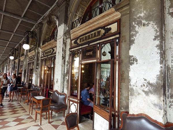 Caffè Florian in Venedig