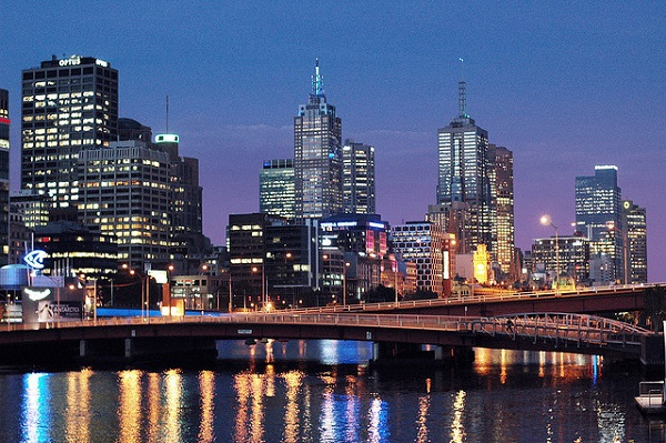 Southbank, Melbourne, Victoria