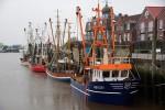 Kutterhafen Neuharlingersiel, Nordsee