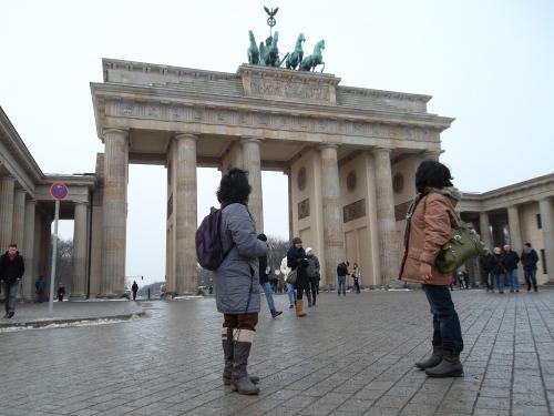 Städtereise in Deutschlan, Beispiel Berlin