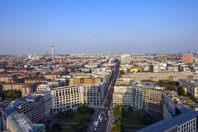 Berlin von oben Bild: ©  Q.pictures  / pixelio.de