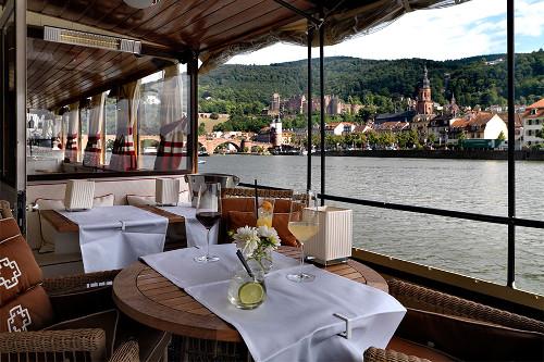 Kulinarische Erlebnisse auf dem Schiff Patria