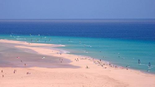 Sotavento Beach, Costa Calma