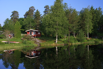 Bild 1. Erholung auf schwedisch