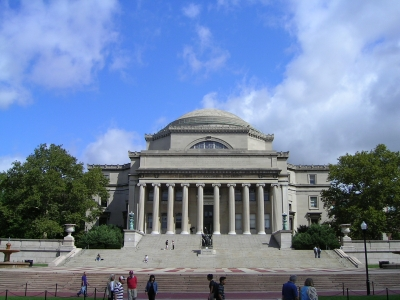 Bild 1: University of Columbia