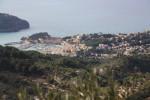 Fischerdorf Port Sóller auf Mallorca