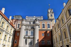 Vilnius Litauen Barock