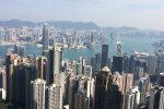 Victoria Peak Skyline HK