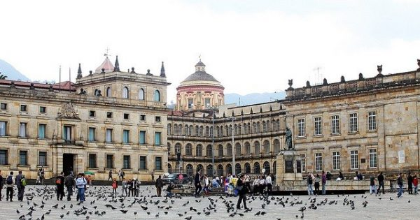 Capitolio Nacional, Kolumbien
