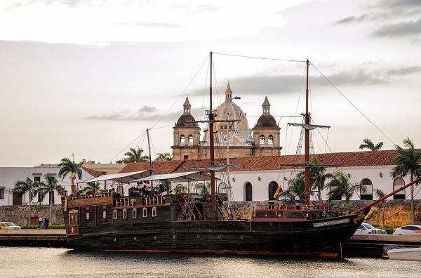 Individuelle Kolumbien-Rundreisen durch Cartagena de Indias