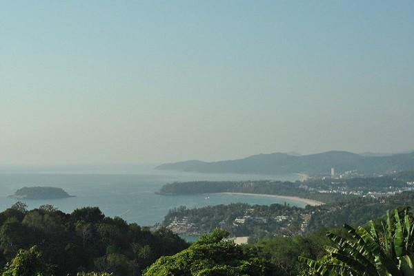 Kata Aussichtspunkt Phuket