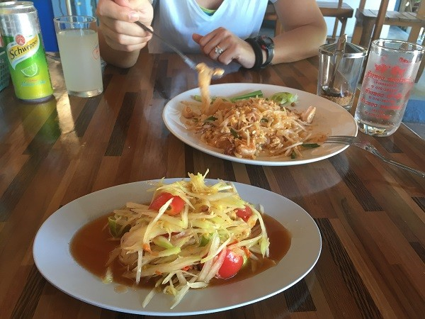 Thaifood in Phuket, Chalong