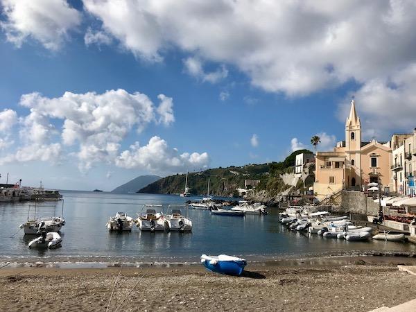 Port of Lipari