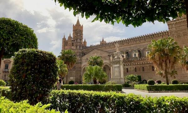 Kathedrale von Palermo, Sizilien
