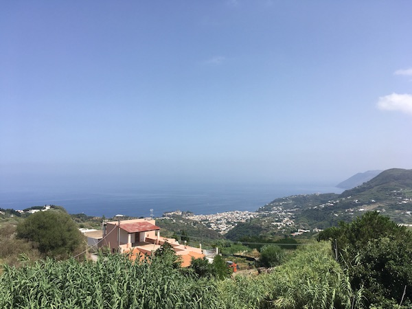 Pianoconte, Lipari, Sizilien
