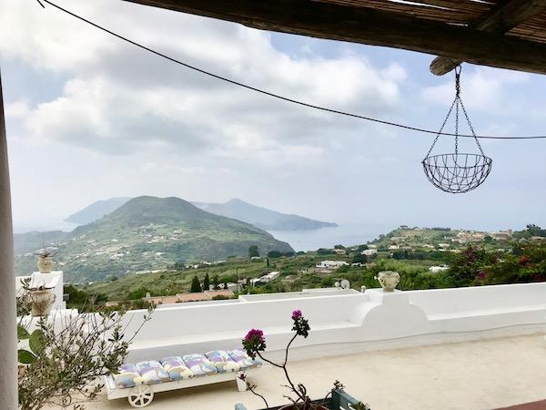 Villa Paradiso, Lipari, Sicily